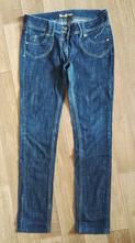 Rifle kalhoty džíny blue rags - vel.36/38, 36