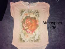 Tričko 36 - zdarma k nákupu, atmosphere,s