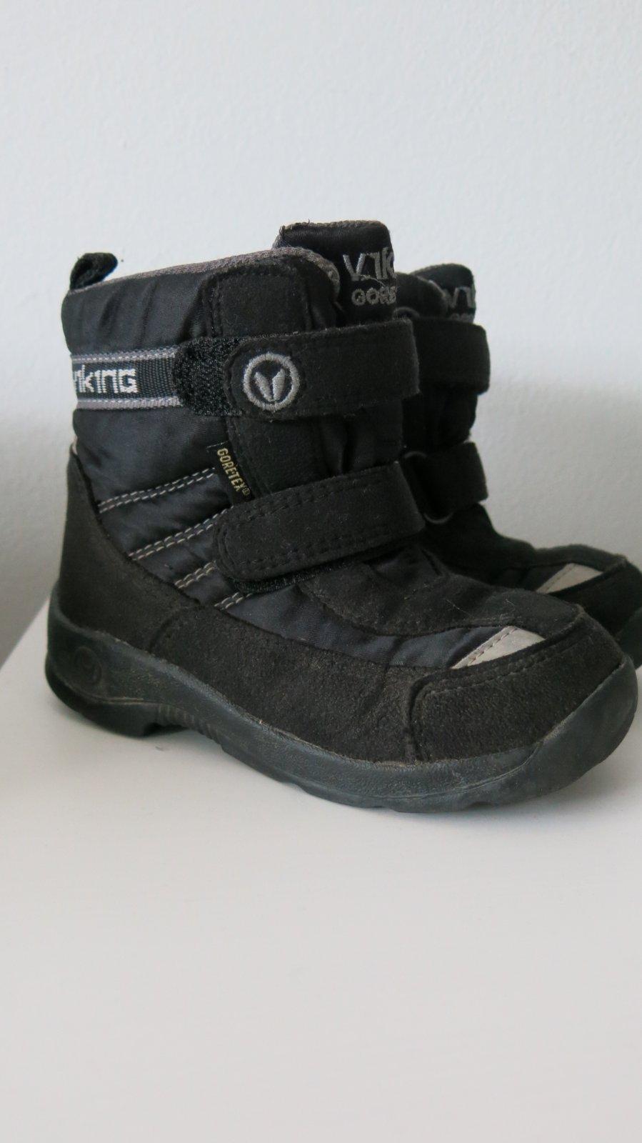 073660d9571 Zimní boty sněhule viking 24