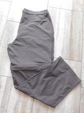 Slabé kalhoty s možností kraťasů 2 v 1, 58