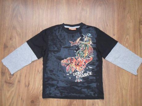 Tričko s dinosaurem, 128