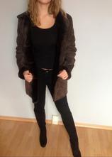 Zimní kožich zn. wilsons the leather experts, l