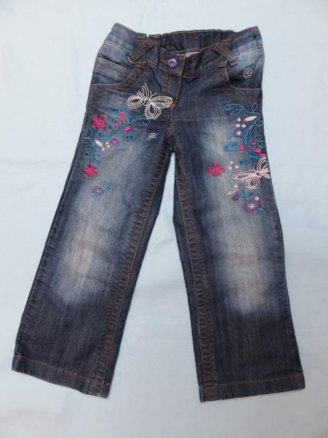 Džínové kalhoty, cherokee,116