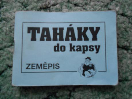 Taháky do kapsy - zeměpis i.,