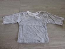 Šedé tričko, ergee,50