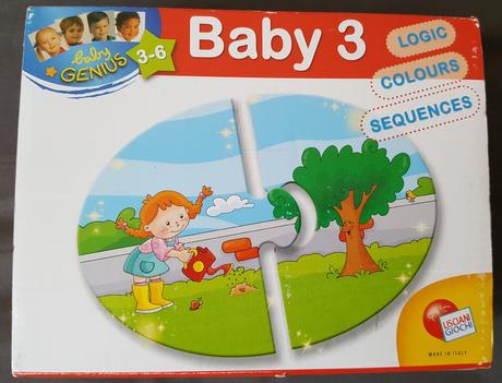 Baby 3 - puzzle,