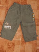 Zateplené kalhoty, 80