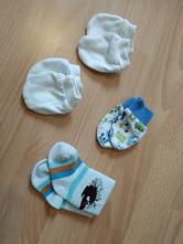 Novorozenecké rukavice, 50