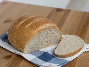 Náš oblíbený kváskový chléb