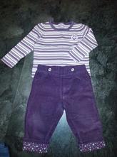 Kalhoty a tričko, lupilu,74