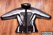 Motorkářská bunda wulfsport na motocross, 128