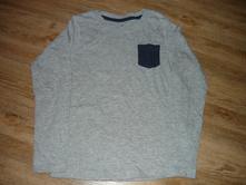 Tričko s kapsičkou, lupilu,116