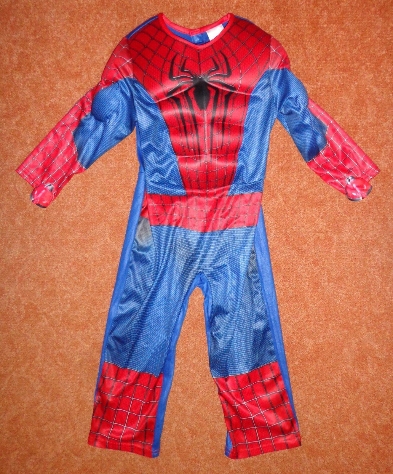 Kostým spider man 2c1ad5bd2f6