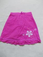 Slabá  sukně, mini mode,98