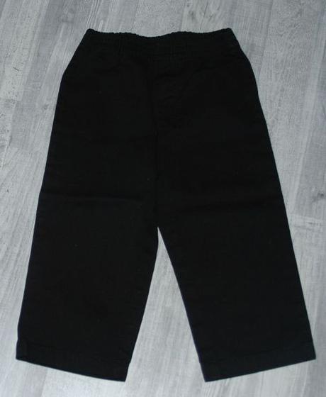 Černé společenské kalhoty, 92