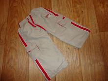 Kalhoty podšité 12-18 měsíců, 86