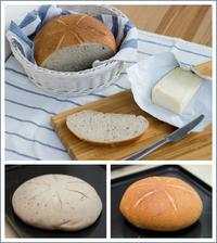 Český kváskový chleba