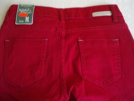 Dámské džíny-slim zn. stitch&soul - vel. m, m