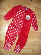Overal locika holly princezna pyžamo vel 92/98, disney,92
