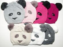 Zimní čepice, 98 - 128