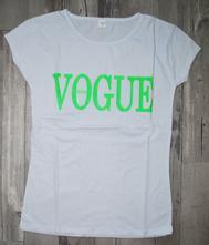 Dámské tričko vogue, s