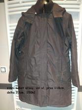 Zimní kabát, orsay,xl