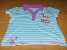 Dívčí tričko vel.86/92, cherokee,86