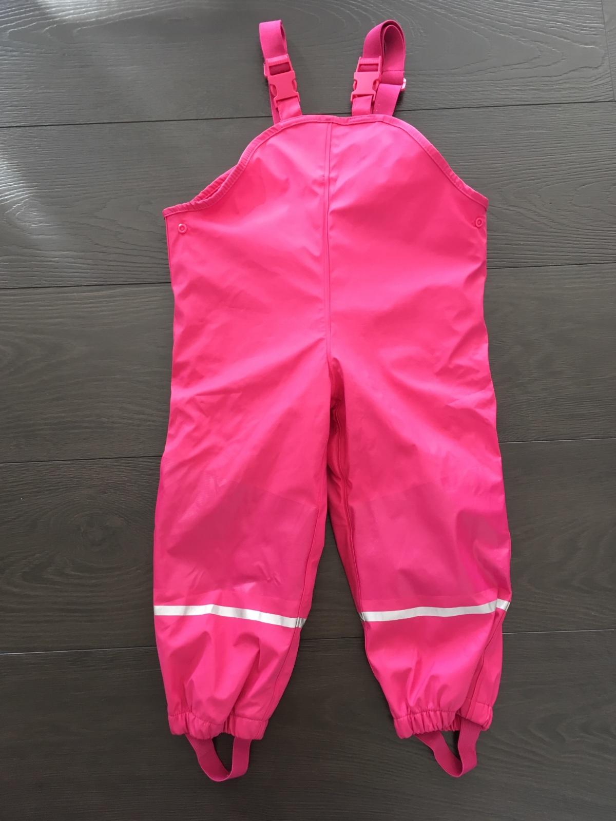 83d681e24b5 Dětské zateplené kalhoty