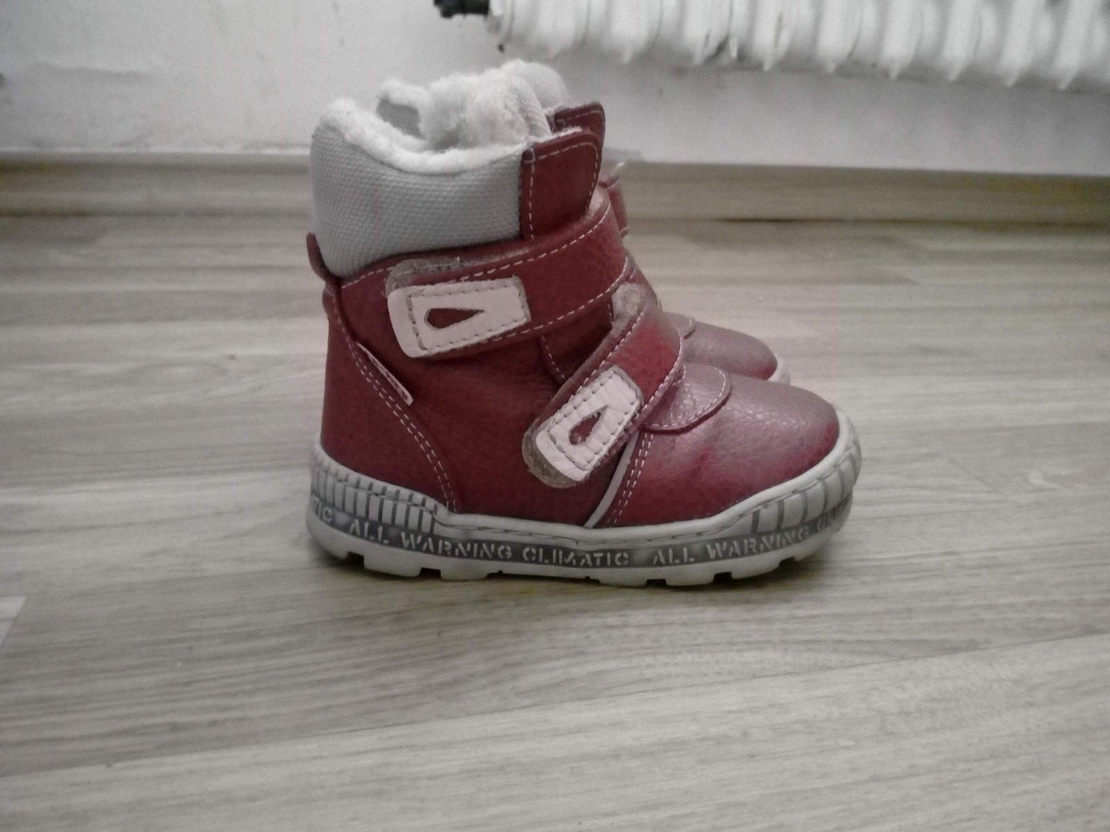 0c30d1df359 Pegres - zimní obuv