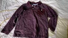 Tričko s límečkem, polokošile, next,128