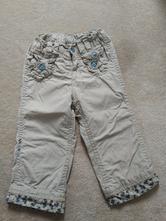 Vyteplene kalhoty, dopodopo,86
