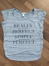 Těhotenské triko, m