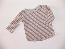 K606 béžové tričko vel. 68, next,68