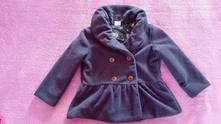 Fleesový kabátek, vel. 80, zn. f&f, f&f,80