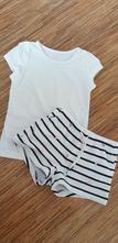 Komplet vel.92/98 - kraťasy a tričko, h&m,92