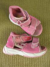 2642/5      sandálky bobbi shoes vel. 21, bobbi shoes,21