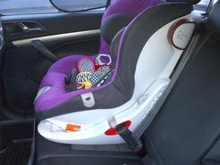 Autosedačky pro děti