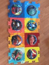 Pěnové puzzle cars,