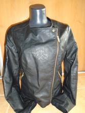 983-dámská koženková bunda tally weil vel.40, tally weijl,40