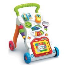 Dětské hrající edukační chodítko baby mix,