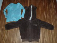 Chlupatka medvídek + tričko, 98