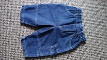 Džíny - kalhoty z lehké měkké džínoviny, george,68