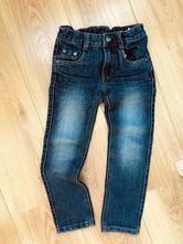 Chlapecké džíny vel.116-takko, dopodopo,116