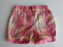 Plátěné šortky vel. 68 (č.832), baby club,68