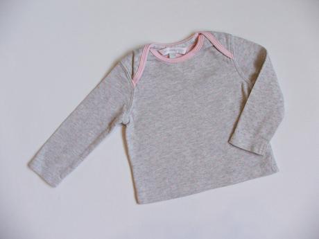 J2 tričko vel. 68, john lewis baby,68