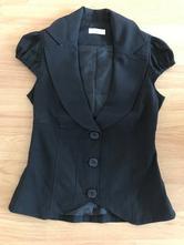 Dámské sako krátký rukáv / vesta, orsay,xs