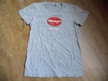 Bavlněné tričko zn. americcan appparel, 152