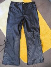 Koženkové kalhoty, marks & spencer,128
