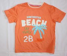 Ag17. tričko s palmou 2-3 roky, mothercare,98