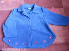 Kabátek flísový, 80